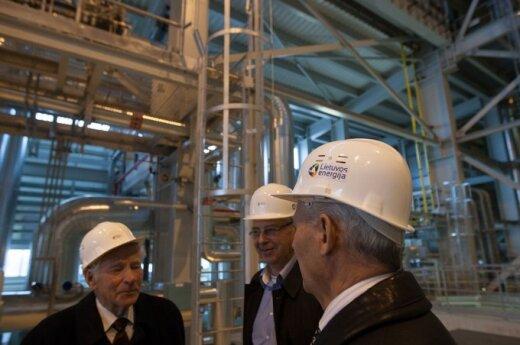 Lietuvos energija ищет более дешевый газ за рубежом