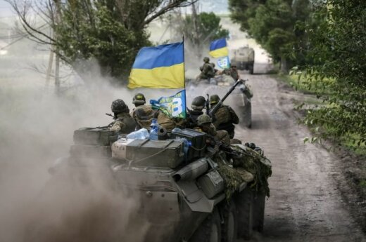 Linkevičius dismisses reports about Baltic mercenaries in Ukraine as nonsense