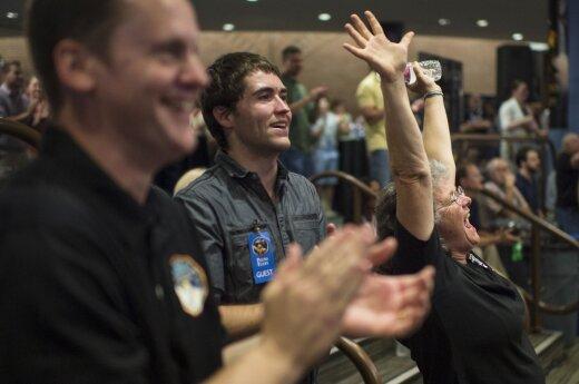 Vasaros stažuotes NASA laimėjo 6 studentai iš Lietuvos