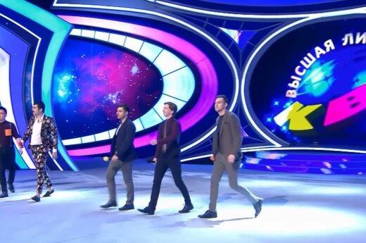 Российский юмор на ТВ как объект исследования - нешуточный расклад