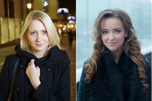 Kristina Pocytė, Monika Šalčiūtė