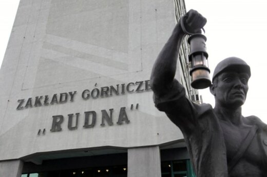 Rudnos kasykla Lenkijoje