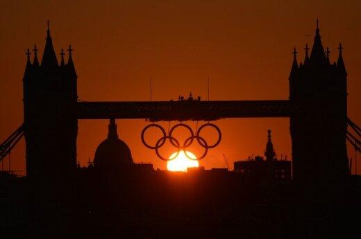 Londonas laukia olimpiados