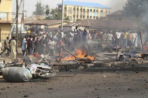 Nigeria: 56 osób zginęło w wyniku aktu terrorystycznego