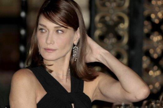 Карла Бруни отказалась участвовать в фестивале Сан-Ремо