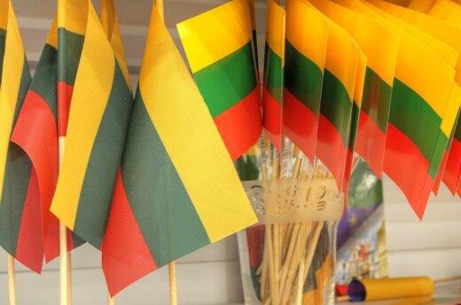 Флаги в Литве разрешат шить без лицензии