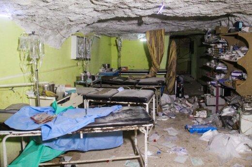 Минобороны РФ критикует доклад HRW о советских бомбах с химоружием в Сирии