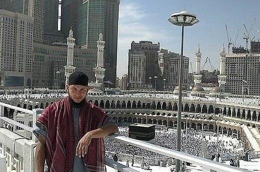 Из Эстонии - на джихад: таллинец Иван Сазанаков отправился на войну в Сирию