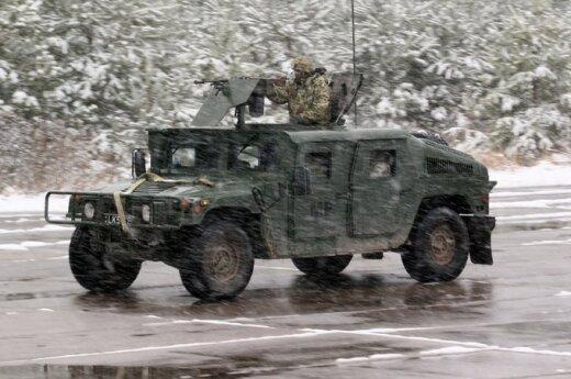 W następnym roku Litwa wyda najmniej na obronę spośród krajów bałtyckich