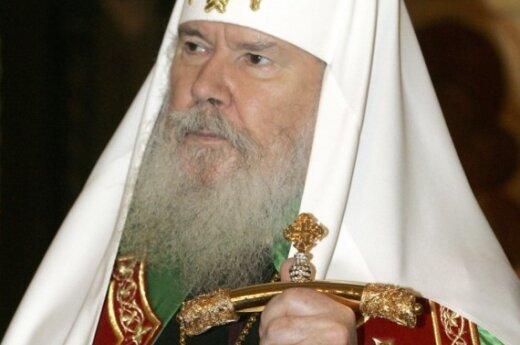 Книга об Алексии II выйдет массовым тиражом
