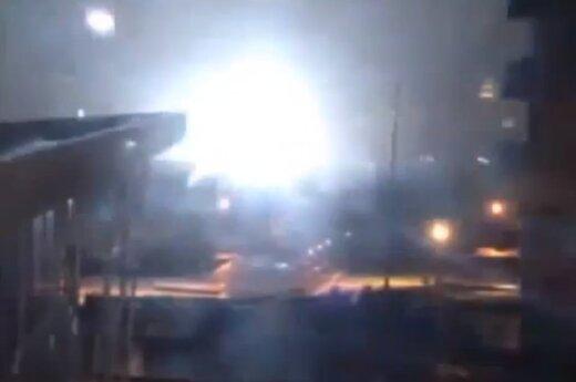 Wybuchy na Manhattanie
