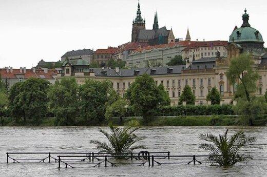 Powódź w Europie: Ofiary śmiertelne i miasta pod wodą