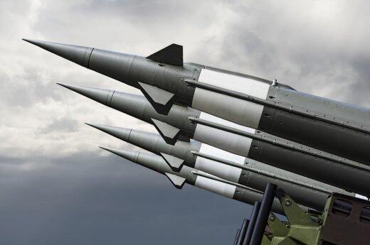 Ar įmanoma sustabdyti branduolinę raketą, kai ji jau paleista?