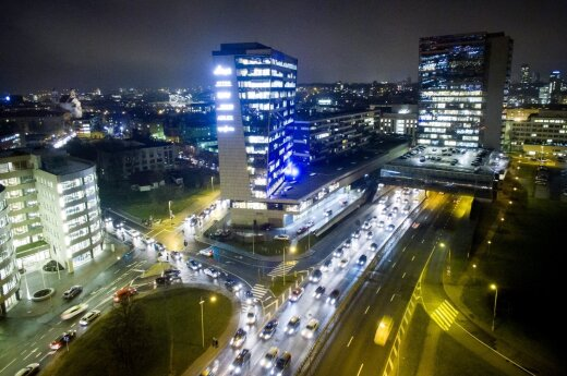 Lithuania's traffic jams: smart thinking needed
