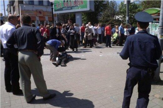 Maciążek:Seria eksplozji na Ukrainie. Rosyjski trop.