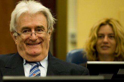 Holandia: Karadžić opowiedział o swoich zasługach dla Bośni