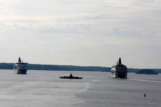 Финская таможня: поток взрывоопасных веществ в страны Балтии растет