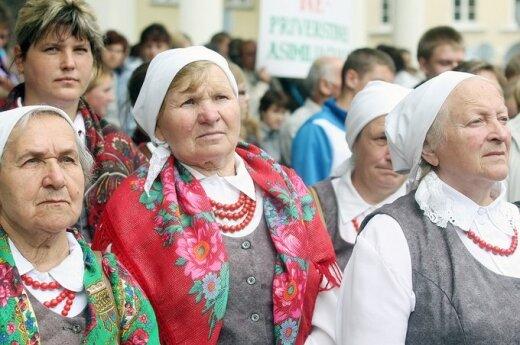 """Wileńsko-trocki okręg jednomandatowy: """"bratobójcza"""" walka?"""