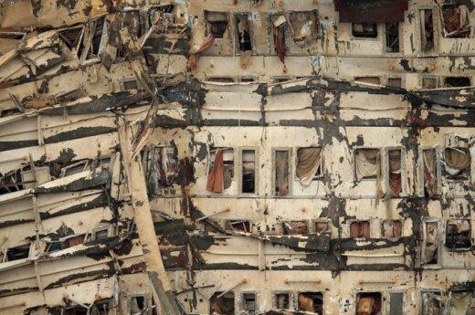 Как выглядит сегодня затонувший круизный лайнер Costa Concordia