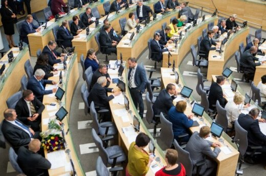 Lithuanian parliament committee says EC's refugee quotas would undermine integration capabilities