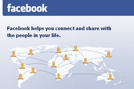 Facebook хранит удаленные фотографии