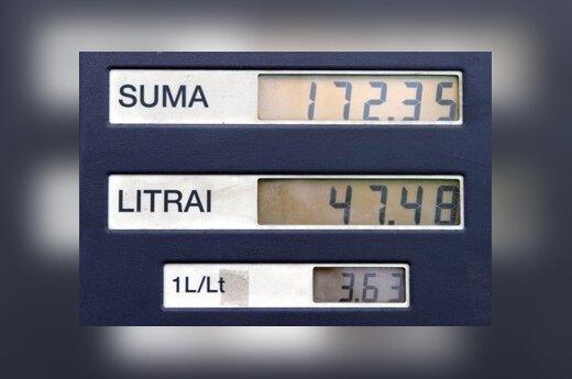 Бензин может подорожать до 4 литов