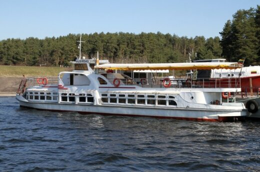 Из Каунаса в Бирштонас можно добраться на пароходе