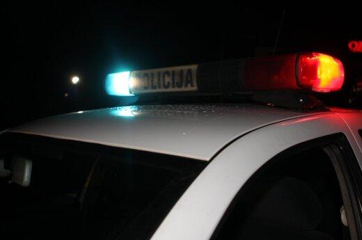 Ночью полиция Каунаса задержала сбежавщих из изолятора подростков