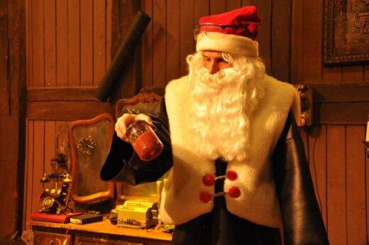 Kalėdų Senelis.