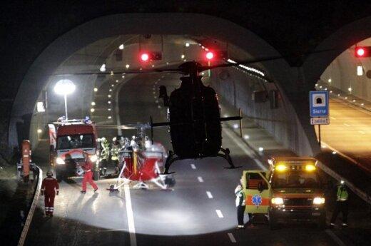 Tragiczny wypadek w Szwajcarii
