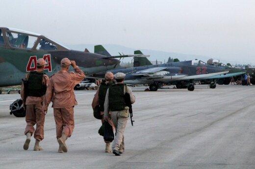 Российские военные настаивают, что наносят удары по ИГ