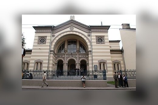 Vilnius synagogue