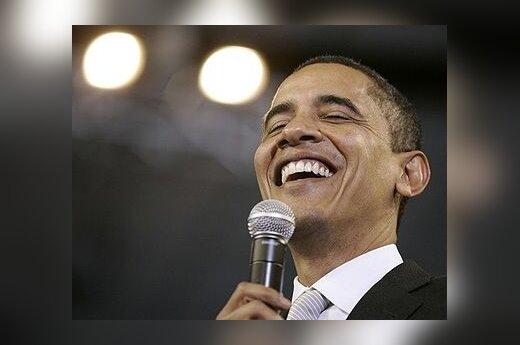 Обама прервет кампанию из-за болезни бабушки