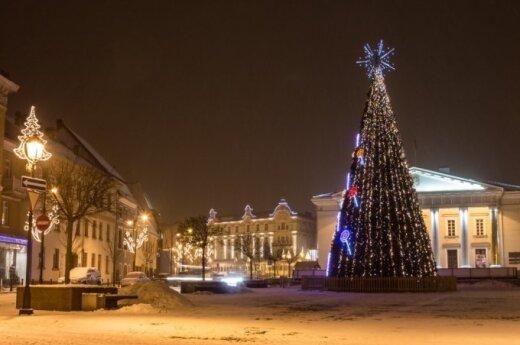 Britain's The Telegraph recommends Vilnius Christmas market