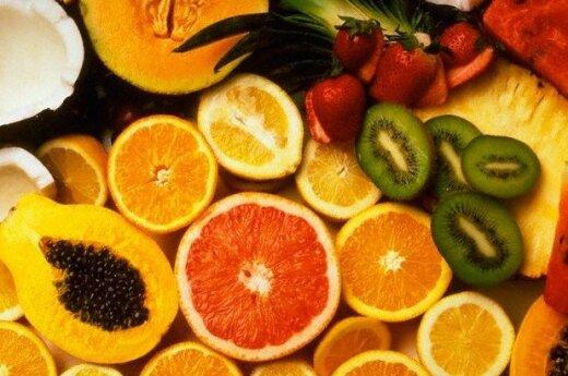 Kokie produktai degina riebalus?