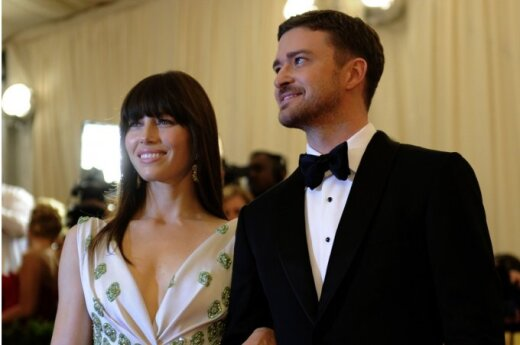 Justin Timberlake poślubił Jessicę Biel