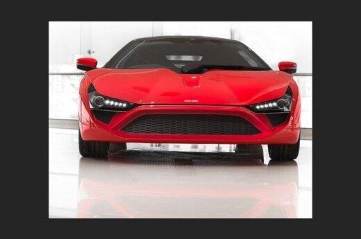 DC Avanti - первый индийский суперкар