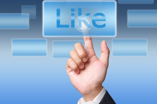 If Facebook followers were voters, who would win Lithuania's elections?