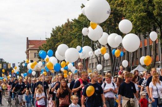 В Клайпеде проходит праздник моря