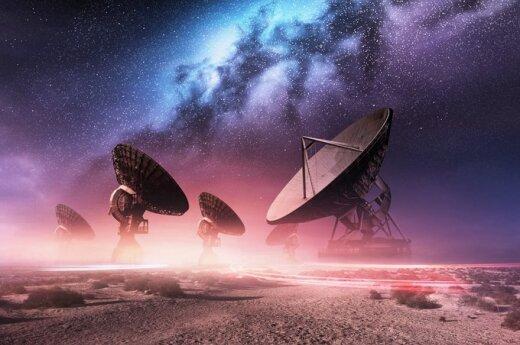 Teleskopų masyvas