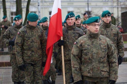 Dzień Wojska Litewskiego. Ramię w ramię z sojusznikami