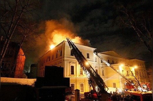 Студенты ГИТИСа лишились здания в центре Москвы