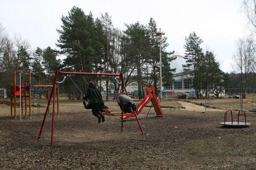 Vingio parkas