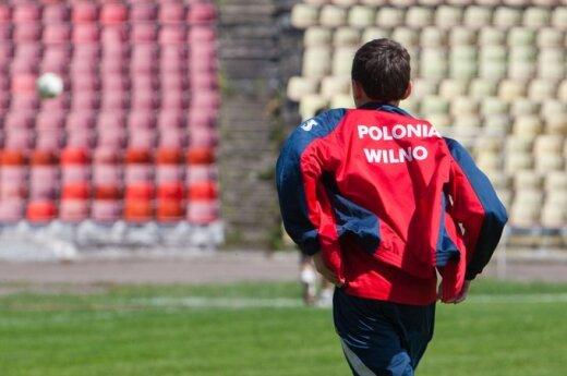 """""""Polonia"""" Wilno pożegna się z I ligą, a Kimso z """"Polonią"""""""