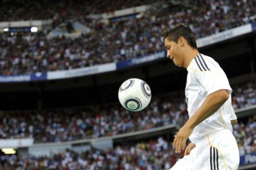 """Презентация Роналду в """"Реале"""" побила все рекорды"""
