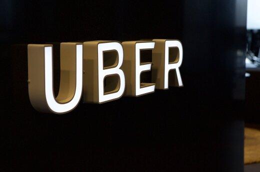 """Atsistatydina """"Uber"""" prezidentas J. Jonesas"""