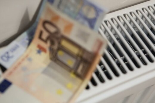 0.3 percent annual deflation recorded in Lithuania
