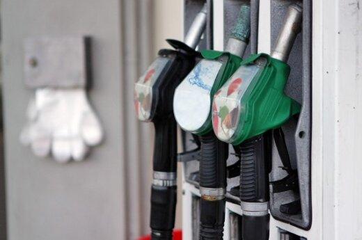 За год цены на бензин в Литве выросли на 41,5%, в ЕС в среднем на 18%