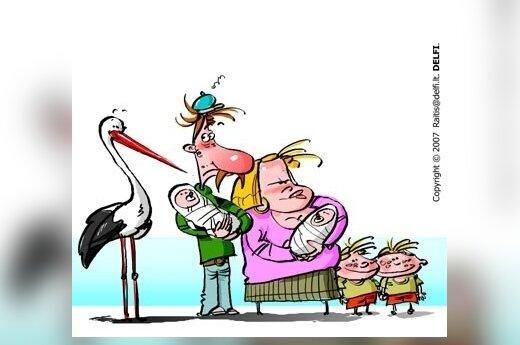 Vaikų balso teisė priverstų politikus rūpintis ne pensininkais, o šeimomis su vaikais?
