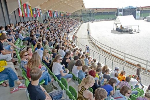 Meeting of World Lithuanian Youth 2012